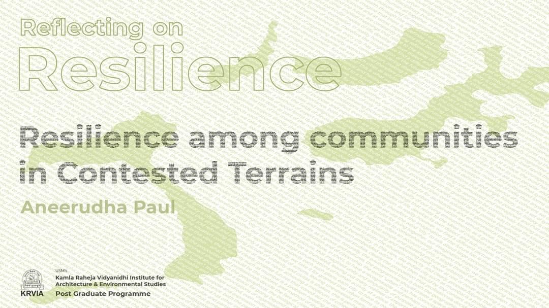 resilience among communities